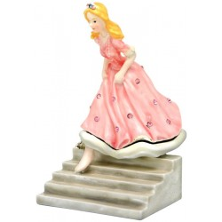 Cinderella Trinket Box