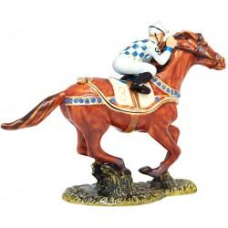 Racehorse Trinket Box