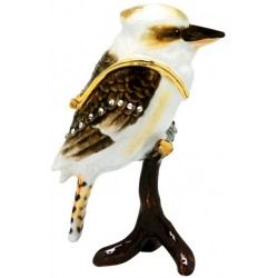 Kookaburra Trinket Box