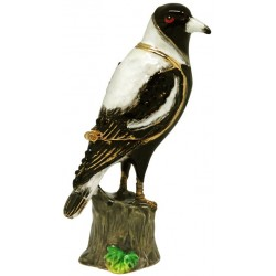 Magpie Trinket Box