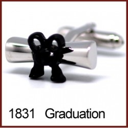 Graduation Novelty Cufflinks