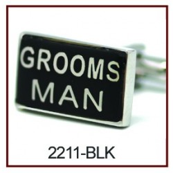 Grooms Man - Black Wedding...