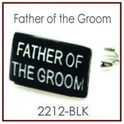 Father of the Groom-Black...