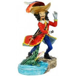 Captain Hook Trinket Box