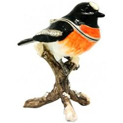 Australian Scarlet Robin...