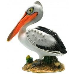 Australian Pelican Trinket Box