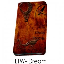 Travel Wallet Leather- Dream