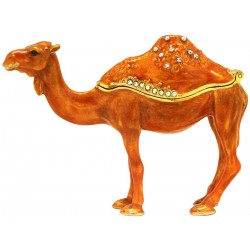 Camel Single Hump Trinket Box