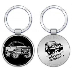 KeyPsakes - 4WD Keyring