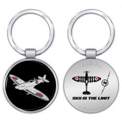 KeyPsakes - Spitfire Keyring