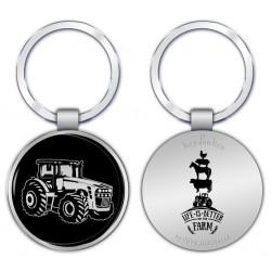 KeyPsakes - Tractor Keyring