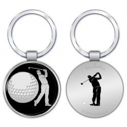 KeyPsakes - Golf Keyring