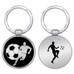 KeyPsakes - Soccer Keyring