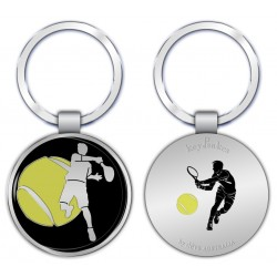 KeyPsakes - Tennis Keyring