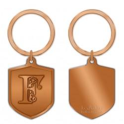 KeyPsakes - Letter F  Keyring