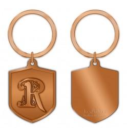 KeyPsakes - Letter R  Keyring