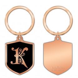 KeyPsakes - Letter K  Keyring