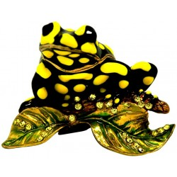 Coroboree Frog Trinket Box