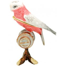 Galah Trinket Box