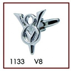 V8 Novelty Cufflinks