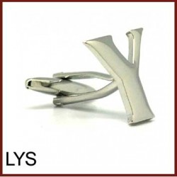 Y - Letter/Initial Silver...
