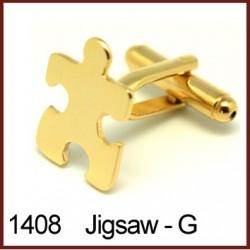 Jigsaw - Gold Novelty...