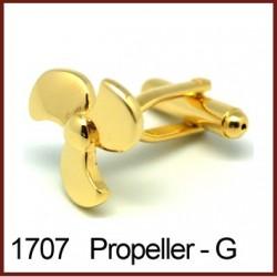 Propeller - Gold Novelty...