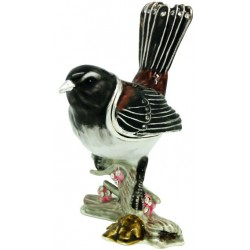 Willy Wagtail Trinket Box