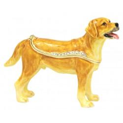 Labrador Trinket Box