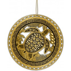 Australiana Ornament - Turtle