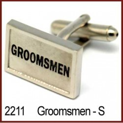 Groomsmen Wedding Cufflinks
