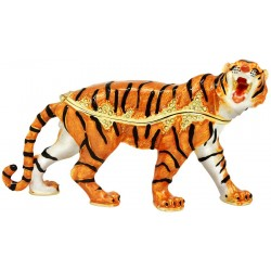 Tiger Trinket Box