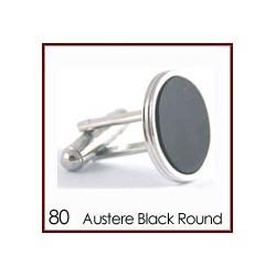 Austere Black - Round...