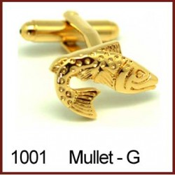 Mullet - Gold Novelty...