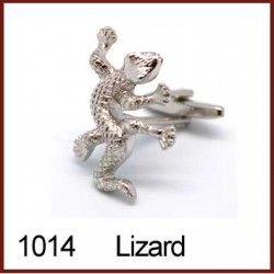 Lizard - Silver Novelty...