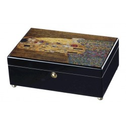 Wooden Jewellery Box - The...