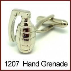 Hand Grenade - Silver...