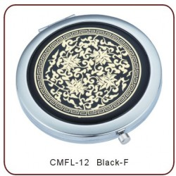 Compact Mirror - Filigree -...
