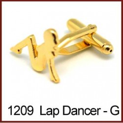 Lap Dancer - Gold Novelty...