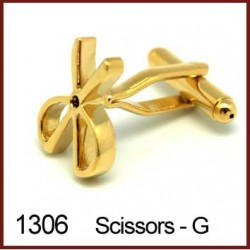 Scissors - Gold Novelty...