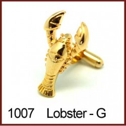 Lobster - Gold Novelty...