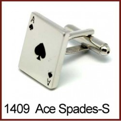 Ace of Spades - Silver...