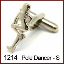 Pole Dancer - Silver...