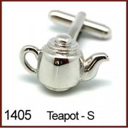 Teapot - Silver Novelty...