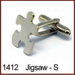 Jigsaw - Silver Novelty...