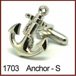 Anchor - Silver Novelty...