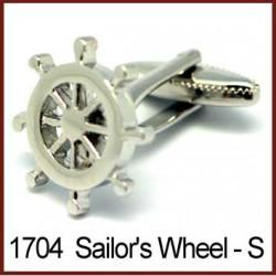 Sailor's Wheel - Silver...