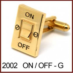 ON / OFF Switch - Gold...