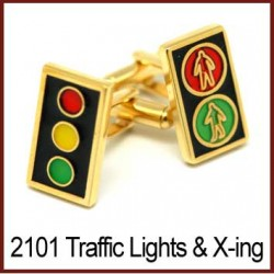Pedestrian & Traffic Lights...