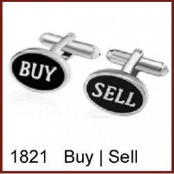 Buy Sell Novelty Cufflinks